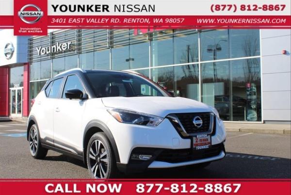 2020 Nissan Kicks in Renton, WA