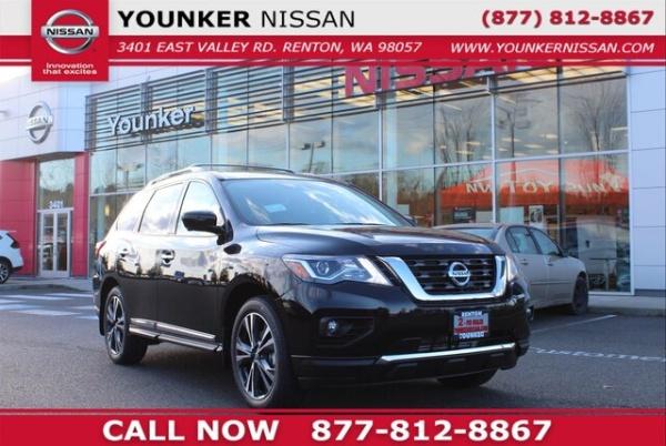2020 Nissan Pathfinder in Renton, WA