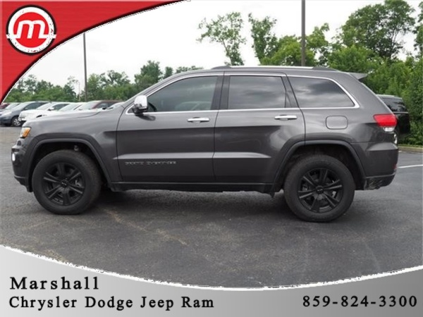 2018 Jeep Grand Cherokee in Crittenden, KY
