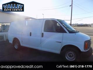 3fdd4e212d Used Chevrolet Express Cargo Van for Sale in San Fernando
