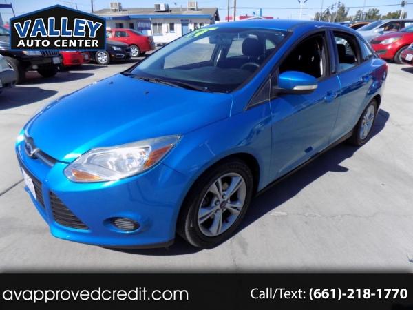 2014 Ford Focus in Lancaster, CA