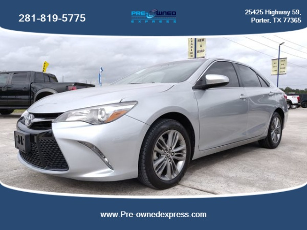 2017 Toyota Camry in Porter, TX