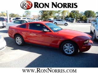 2007 Ford Mustang Deluxe Coupe For In Usville Fl