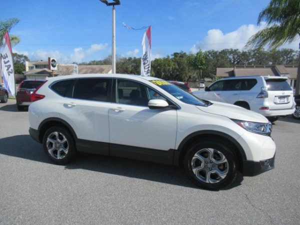 2018 Honda CR-V in Titusville, FL