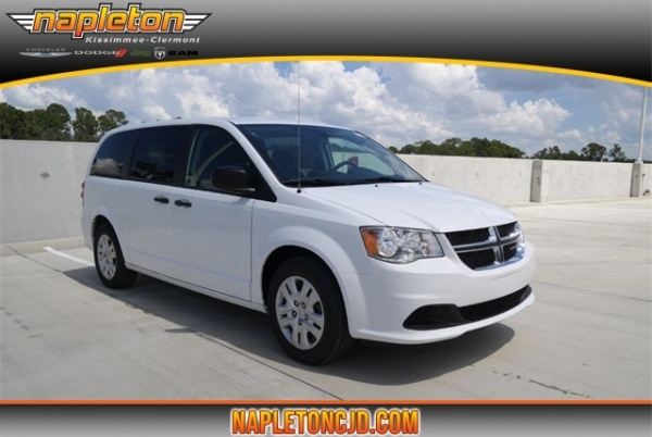 2019 Dodge Grand Caravan in Clermont, FL
