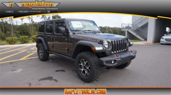 2020 Jeep Wrangler in Clermont, FL
