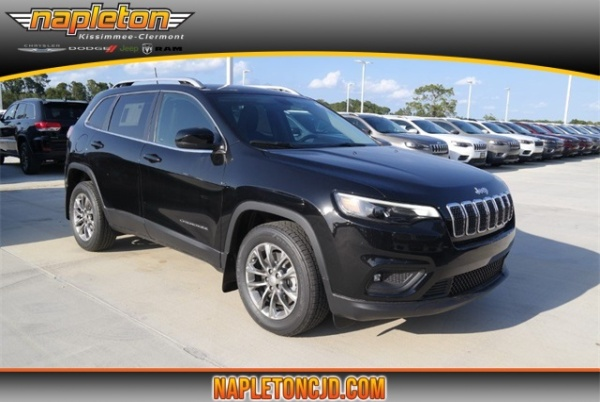 2019 Jeep Cherokee in Clermont, FL