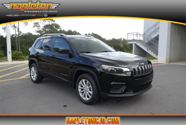 2020 Jeep Cherokee in Clermont, FL