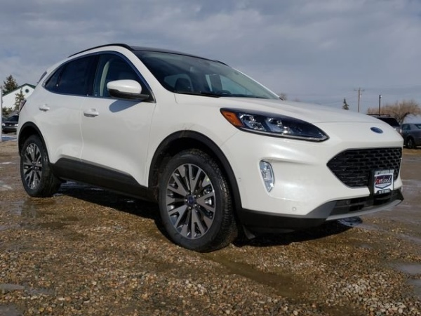 2020 Ford Escape in Loveland, CO