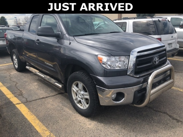 2012 Toyota Tundra Double Cab 6.5' Bed 4.6L V8 4WD