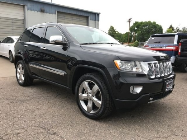 2012 Jeep Grand Cherokee in Loveland, CO