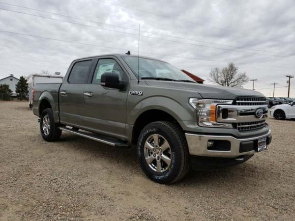 2020 Ford F-150 in Loveland, CO