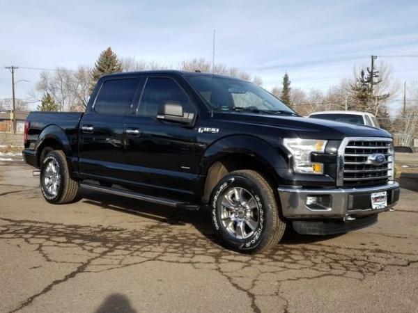 2016 Ford F-150 in Loveland, CO
