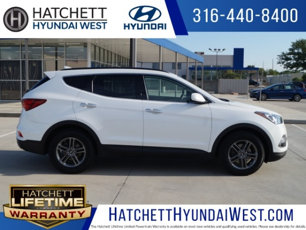 2017 Hyundai Santa Fe Sport in Wichita, KS