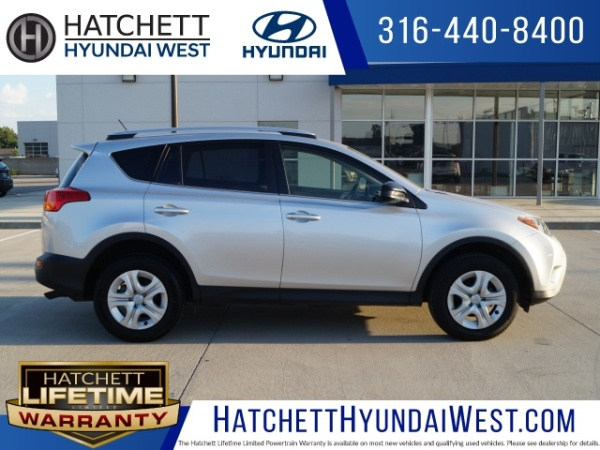 used toyota rav4 for sale in wichita ks u s news world report. Black Bedroom Furniture Sets. Home Design Ideas