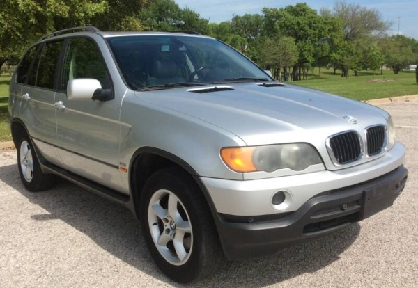 2002 BMW X5 in Dallas, TX