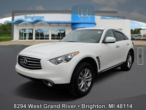 used infiniti qx70 for sale u s news world report. Black Bedroom Furniture Sets. Home Design Ideas