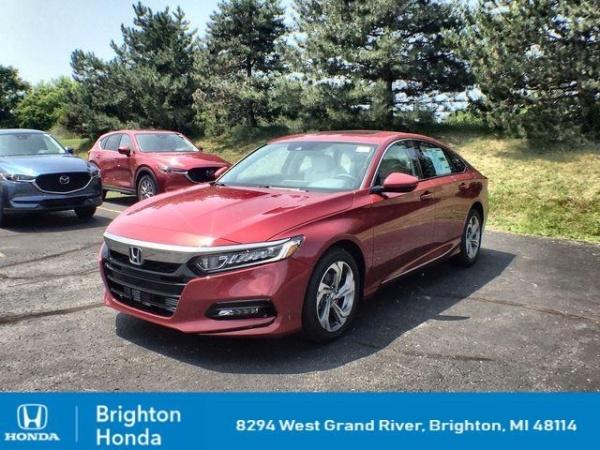2019 Honda Accord in Brighton, MI