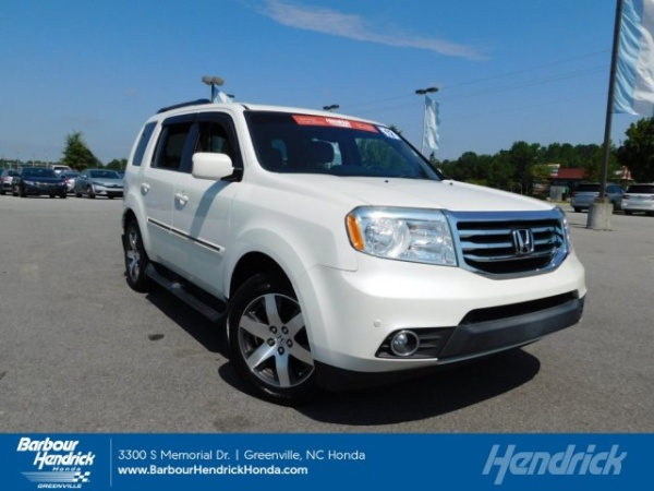 2012 Honda Pilot 2WD Touring With DVD Re.