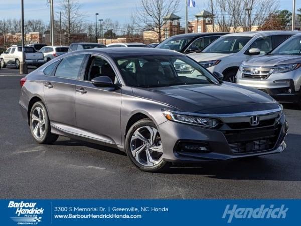 2020 Honda Accord in Greenville, NC