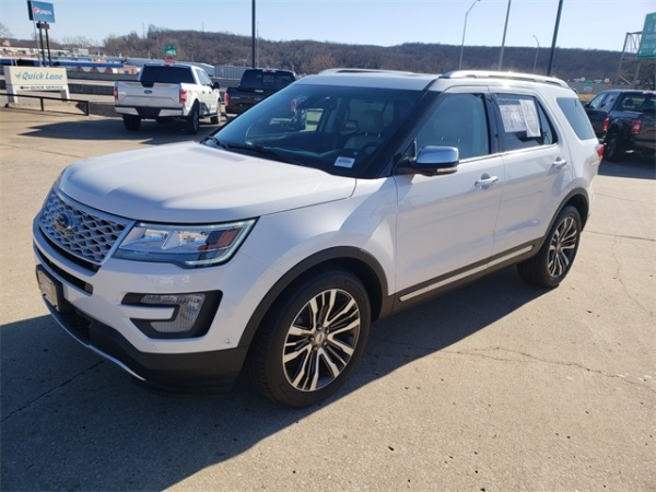 2016 Ford Explorer in Tulsa, OK