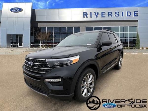 2020 Ford Explorer in Tulsa, OK