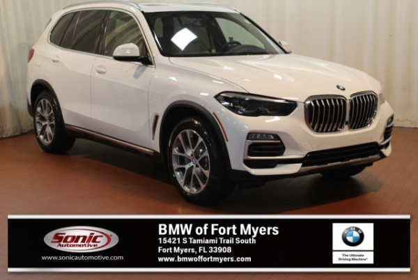 2020 BMW X5 in Fort Myers, FL