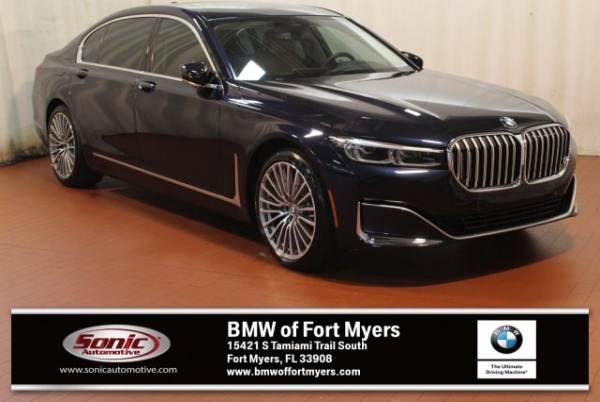 2020 BMW 7 Series in Fort Myers, FL