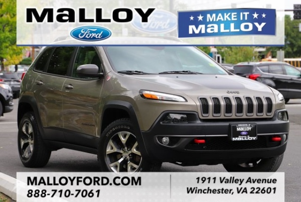 2016 Jeep Cherokee in Winchester, VA