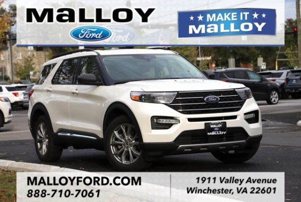 2020 Ford Explorer in Winchester, VA