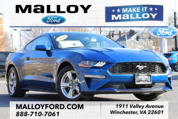 2018 Ford Mustang in Winchester, VA