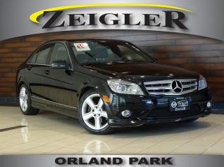 Captivating Used 2010 Mercedes Benz C Class C 300 4MATIC Sport Sedan For Sale In