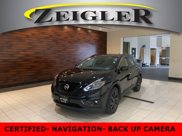 2018 Nissan Murano in Orland Park, IL