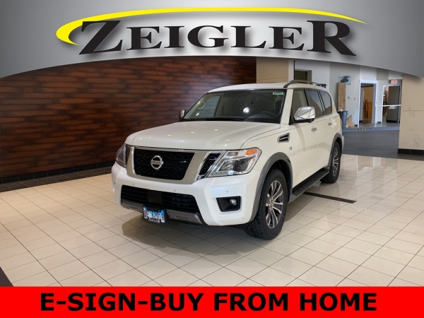 2020 Nissan Armada in Orland Park, IL