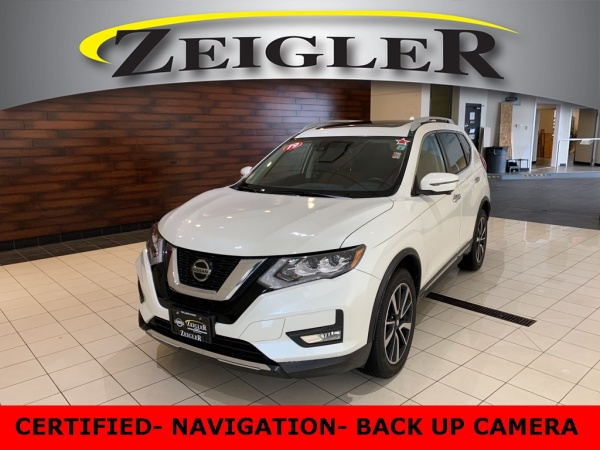 2019 Nissan Rogue in Orland Park, IL