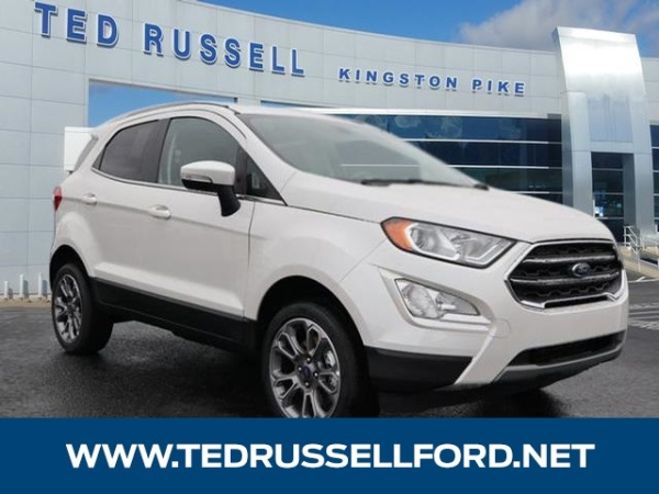 2020 Ford EcoSport in Knoxville, TN