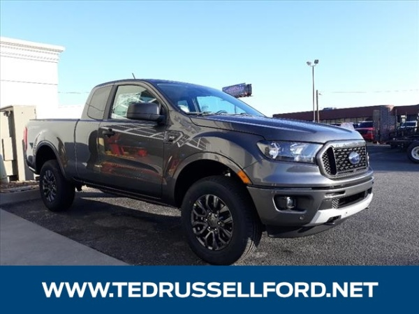 2019 Ford Ranger in Knoxville, TN
