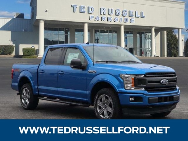 2019 Ford F-150 in Knoxville, TN