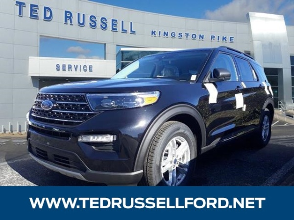 2020 Ford Explorer in Knoxville, TN