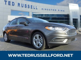 2018 Ford Fusion Se Fwd For In Knoxville Tn