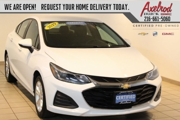 2019 Chevrolet Cruze in Parma, OH