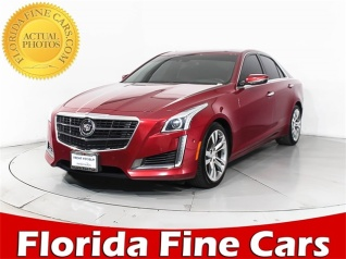 Used 2014 Cadillac Cts For Sale 332 Used 2014 Cts Listings Truecar