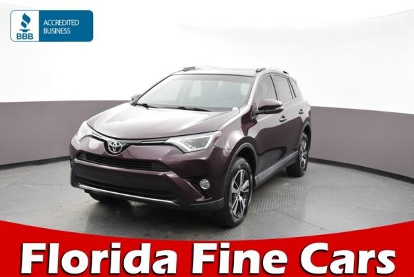 2016 Toyota RAV4 in Miami Gardens, FL