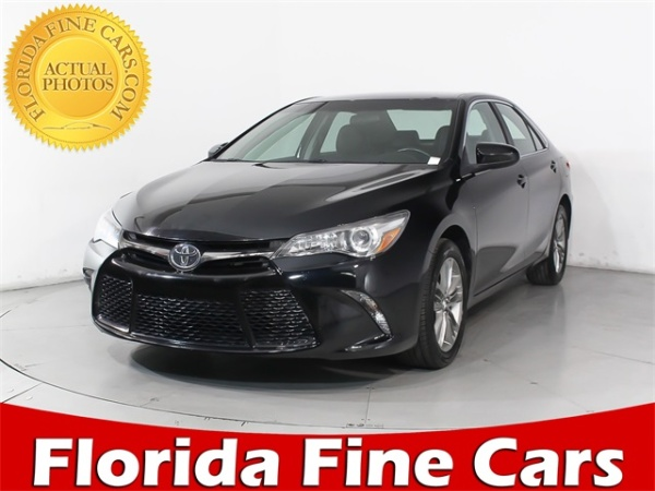 2017 Toyota Camry In Miami Gardens Fl