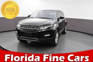Used Land Rover Range Rover Evoques for Sale in Miami, FL