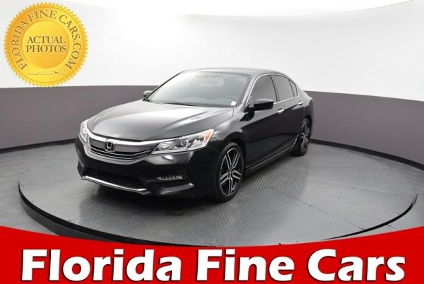 2017 Honda Accord in Miami Gardens, FL