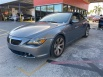 2006 BMW 6 Series 650i Convertible for Sale in Miami Gardens, FL