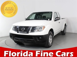2017 Nissan Frontier S King Cab I4 2wd Auto For In Miami Gardens Fl