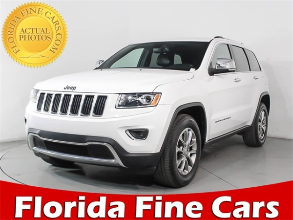2016 Jeep Grand Cherokee in Miami Gardens, FL