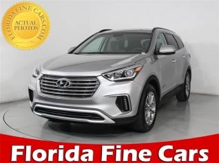 Used 2018 Hyundai Santa Fe For Sale 116 Used 2018 Santa Fe